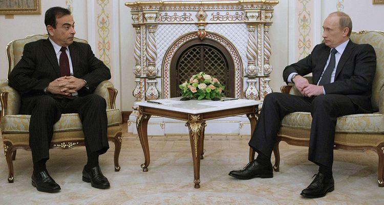«Il a su bâtir une relation de confiance avec Vladimir Poutine», souffle un proche, inquiet pour l'avenir de cette entité sans Carlos Ghosn
