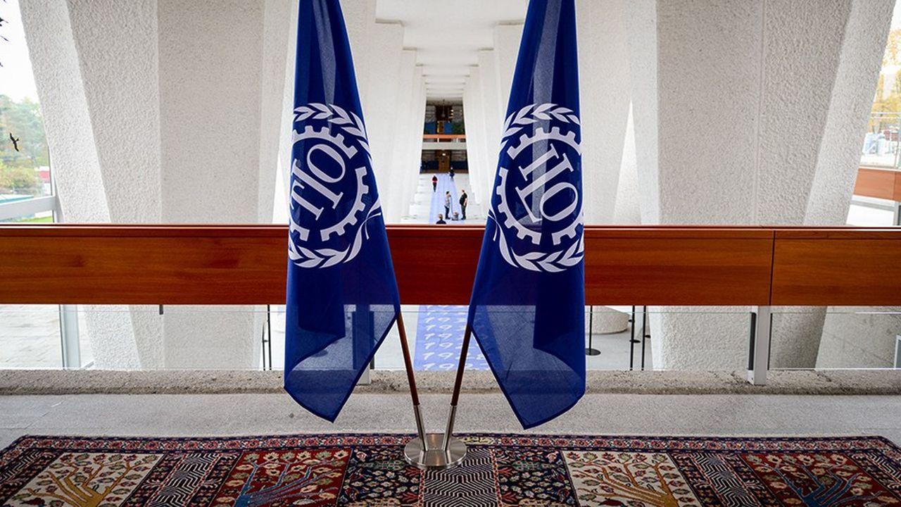 L'Organisation internationale du travail est née avec le traité de Versailles en 1919.