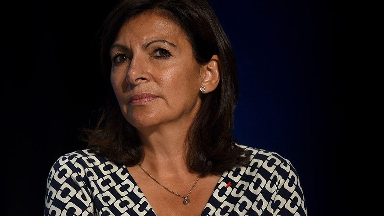 Anne Hidalgo doit annoncer début février une nouvelle réforme de la sécurité.