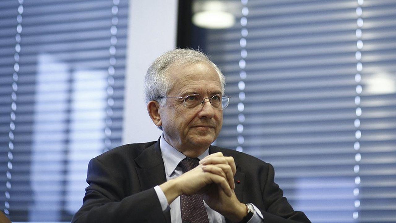 Olivier Schrameck, President du CSA