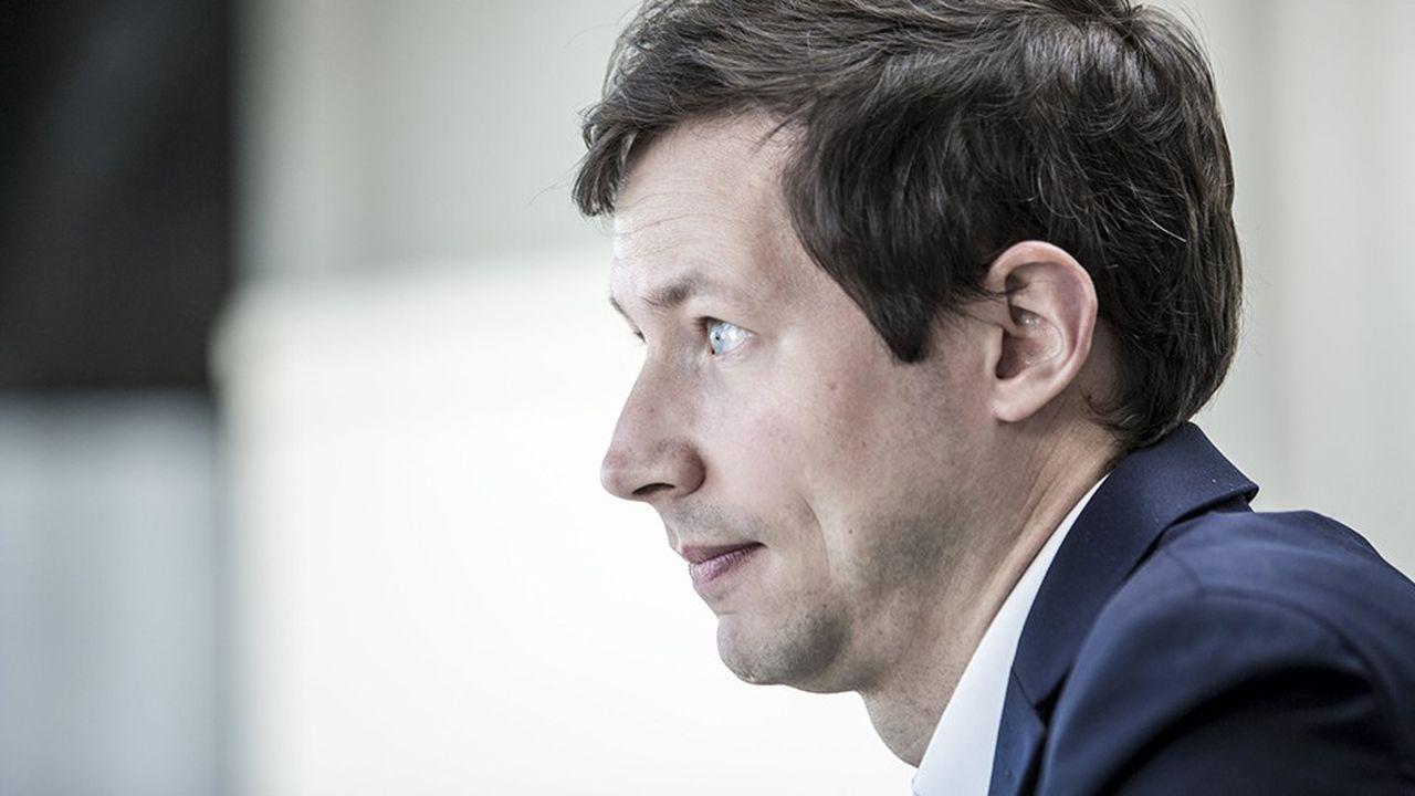 François-Xavier Bellamy est professeur de philosophie et adjoint au maire de Versailles.