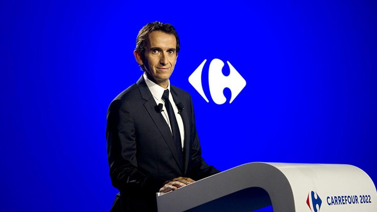 Il y a un an, Alexandre Bompard livrait son plan stratégique à cinq ans pour Carrefour.