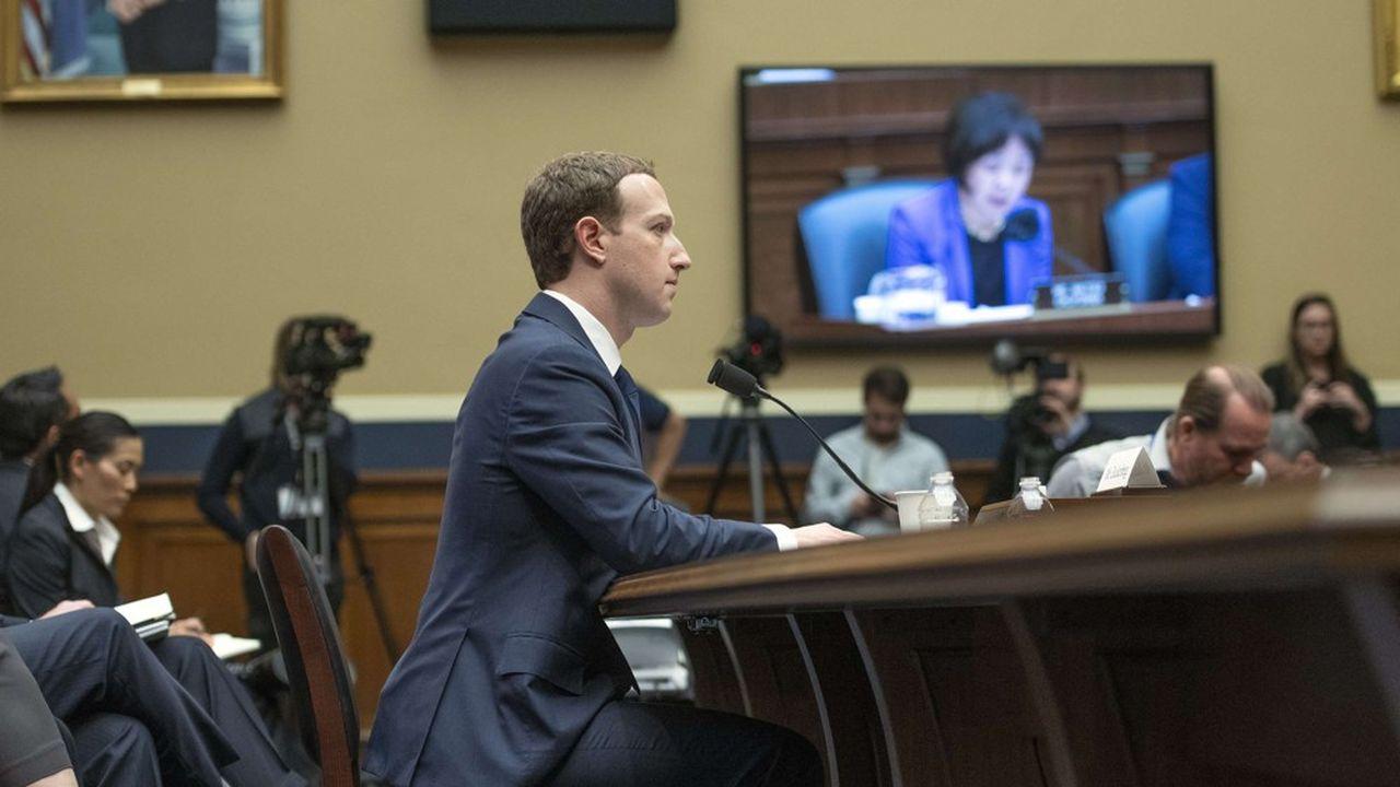 Mark Zuckerberg a été tenu de s'expliquer devant le Congrès américain sur l'affaire Cambridge Analystica, survenue au mois d'avril.