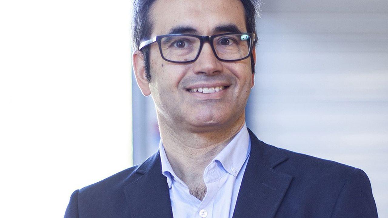 Miquel Lozano, président et cofondateur de Tesalys.