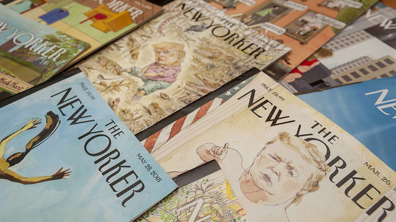 Le titre phare de Condé Nast, The New Yorker est passé au paywall en 2014 et n'a pas vu son audience s'éroder sur Internet.