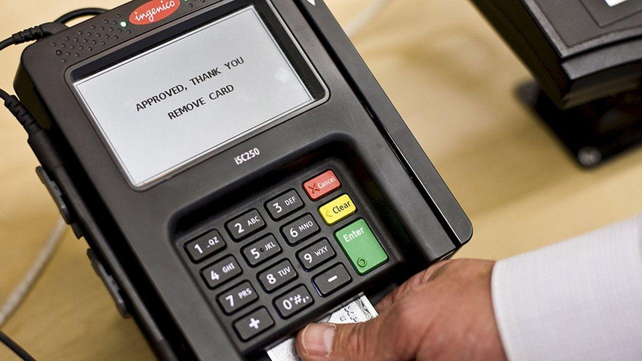 Pour expliquer son dérapage financier, Ingenico pointe du doigt le recul de l'activité de sa division historique centrée sur la vente de terminaux de paiements aux banques et autres spécialistes.