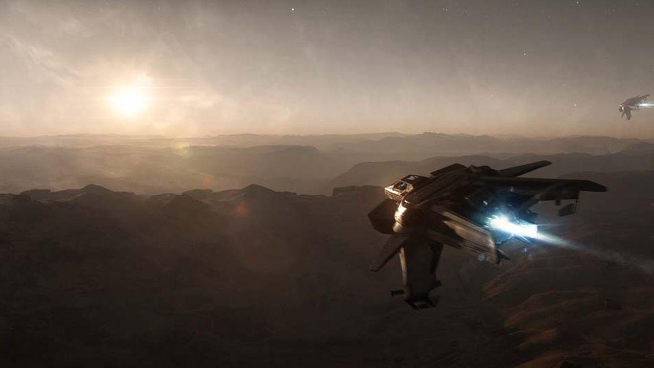 Derrière le projet Star Citizen, on retrouve Chris Roberts, un vétéran de l'industrie bien connu pour ses jeux vidéo de simulation spatiale, dont la franchise mythique Wing Commander