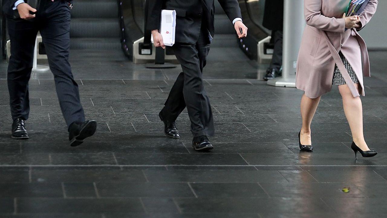La place des femmes parmi les 10 plus hautes rémunérations, un des critères sur lequel les entreprises, en particulier les plus grandes, vont devoir progresser pour atteindre les objectifs d'égalité fixés par la loi Avenir professionnel.