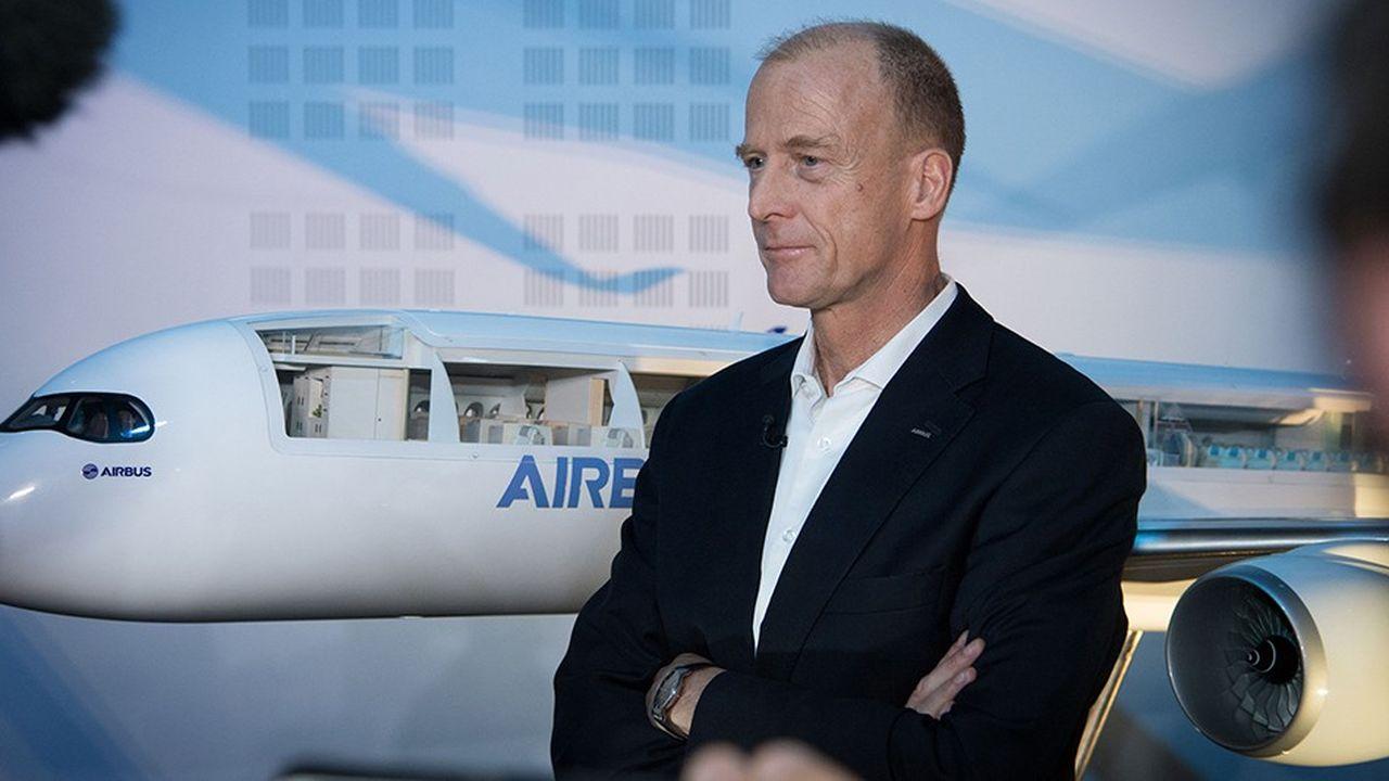 «L'avenir d'Airbus ne dépend pas du Royaume-Uni», prévient Tom Enders
