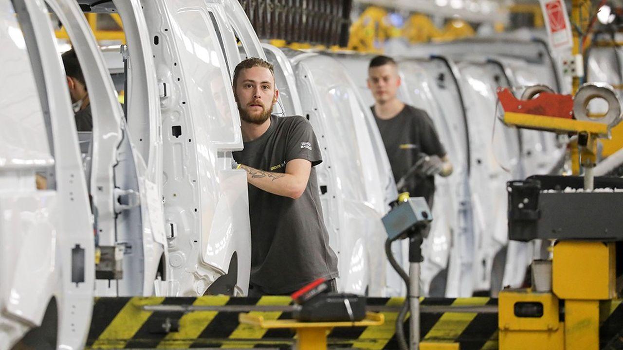 L'indice PMI qui retrace la confiance des chefs d'entreprise de la zone euro se retrouve au plus bas depuis l'été 2013. Les commandes à l'industrie allemande en provenance de l'étranger ont reculé et la chute de l'indice est assez forte en France.