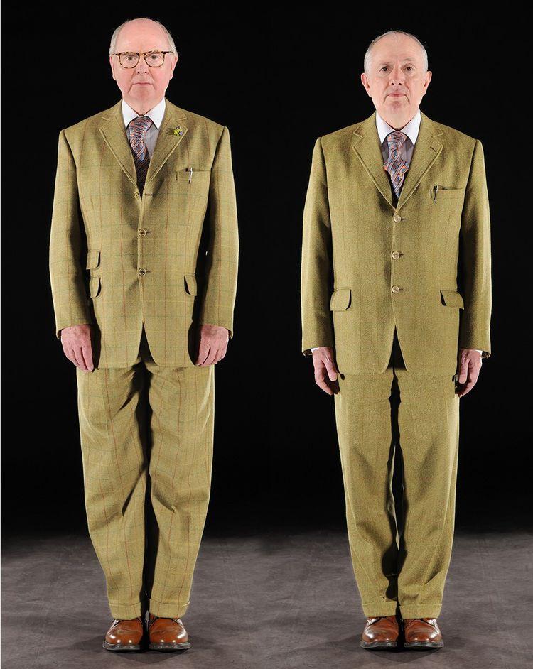 Gilbert & George, le duo trublion britannique au pays du surréalisme