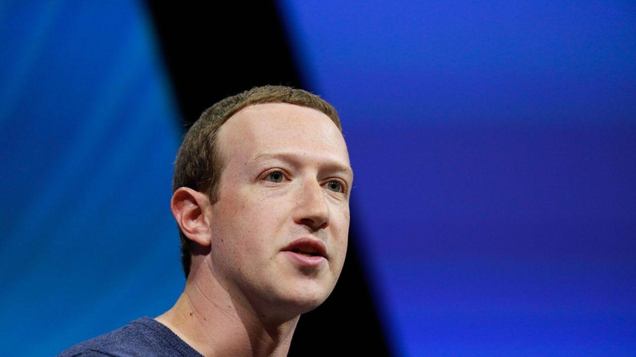 Mark Zuckerbergest le PDG et fondateur de Facebook depuis 2004.