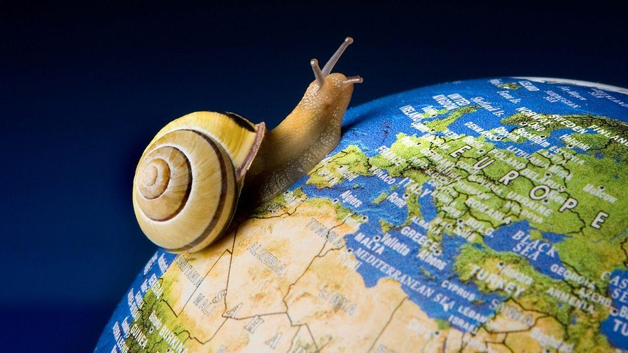 Après la mondialisation, le monde avance à un pas d'escargot. La «slowbalisation» est arrivée.