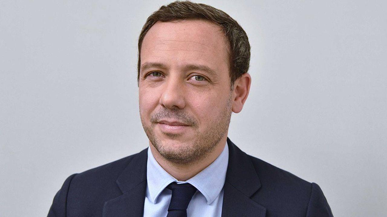 Le député de La République En marche, Adrien Taquet, a été nommé secrétaire d'Etat en charge de la Protection de l'enfance, auprès de la ministre de la Santé et des Solidarités, Agnès Buzyn.