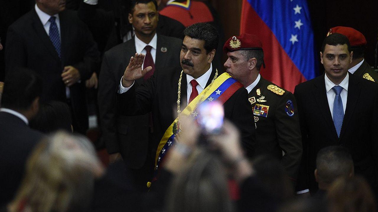 L'Union européenne souhaite envoyer un nouvel avertissement au président Nicolas Maduro.