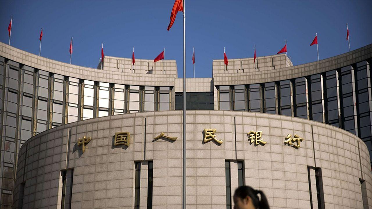 La banque centrale chinoise a assoupli sa politique monétaire, mais cela ne sera sans doute pas suffisant.