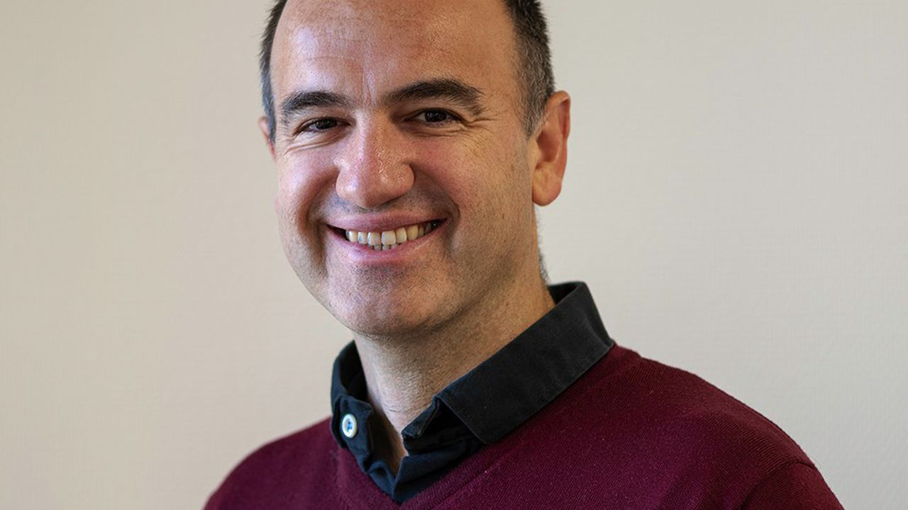 Patrick Séguéla, directeur général de Synapse Développement.