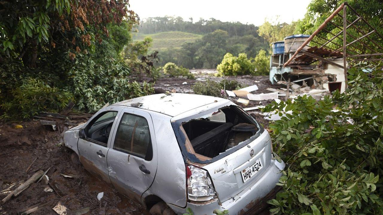 Le barrage de Brumadinho n'était pas considéré «à haut risque» par les autorités brésiliennes.
