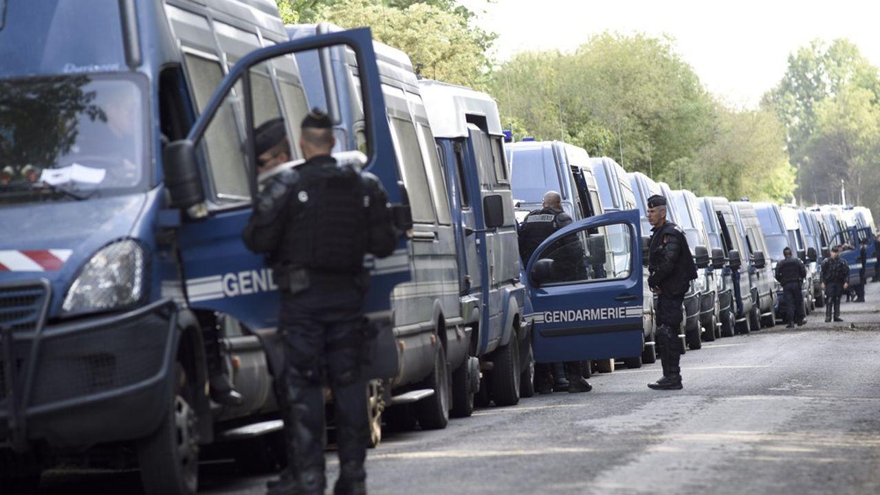 Lancée le 9avril, l'évacuation de la zone occupée par des 'zadistes' a mobilisé environ 2.500 gendarmes et s'est poursuivie jusqu'à fin mai.