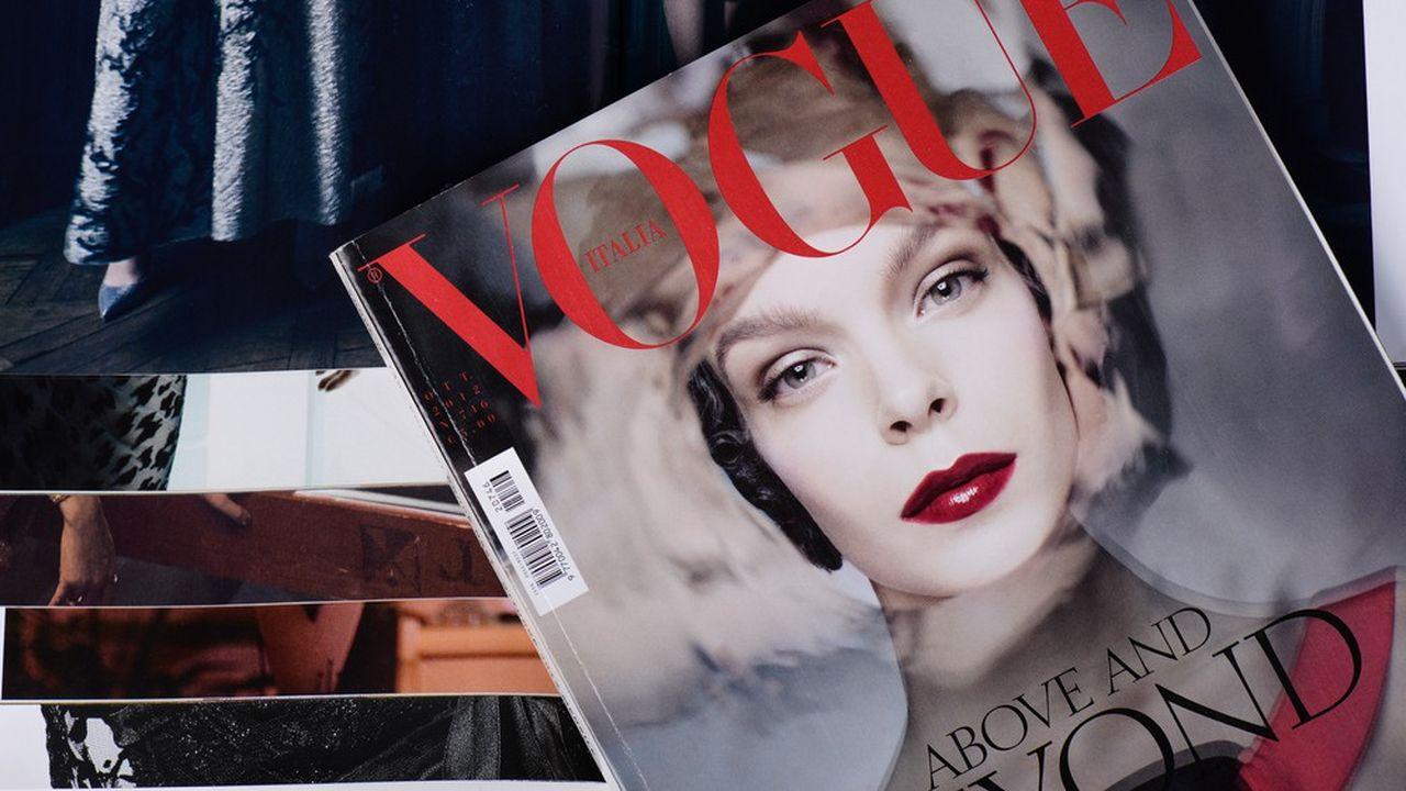 Avec «Vogue Business», Conde Nast veut fédérer sa communauté de professionnels de la mode.
