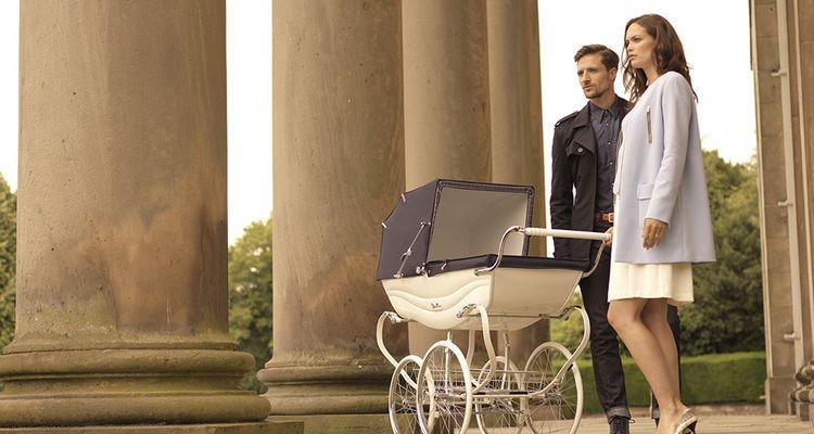 L'iconique Balmoral est la poussette qui fait les beaux jours de la famille royale britannique.