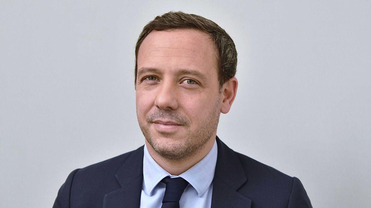 Adrien Taquet, le nouveau secrétaire d'Etat à la Protection de l'enfance.