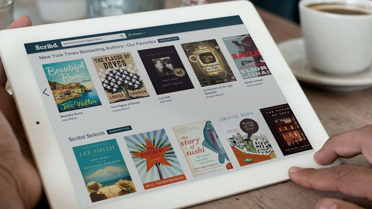 A ce jour, les utilisateurs ont passé plus de 190millions d'heures de lecture sur Scribd