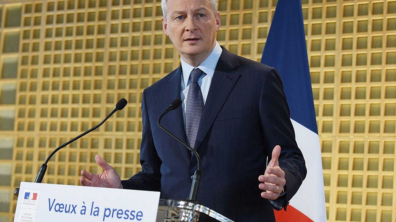 Bruno Le Maire a annoncé lundi vouloir revoir les «critères de domiciliation» fiscale.