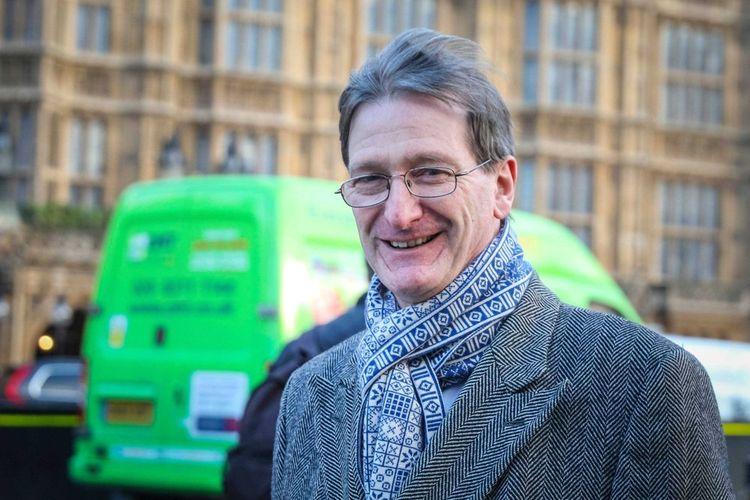 Conservateur et remainer Dominic Grieve est l'un des élus les plus actifs pour stopper le Brexit.