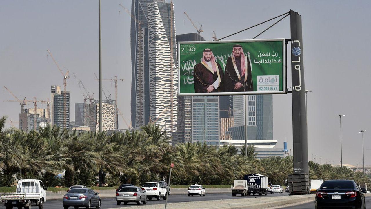 Le prince Mohammed ben Salmane, surnommé «MBS», plaide depuis plusieurs années pour une diversification de l'économie saoudienne