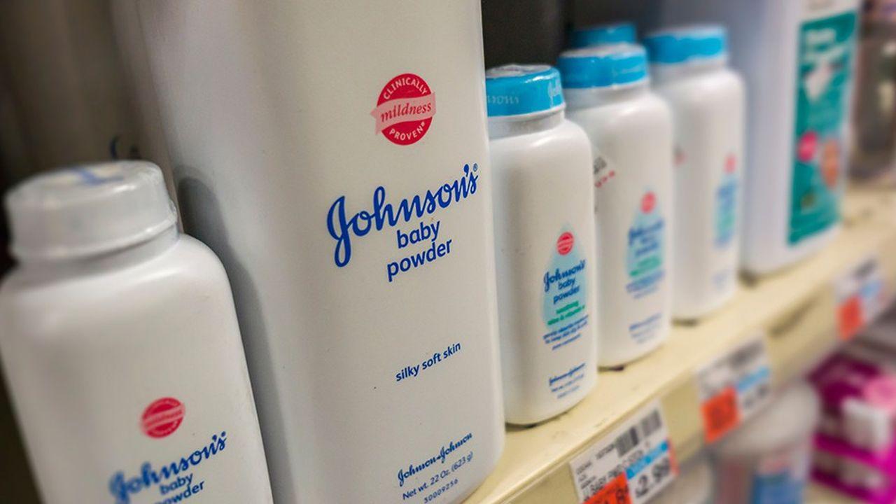 Le talc pour bébé a provoqué une véritable crise chez Johnson & Johnson.