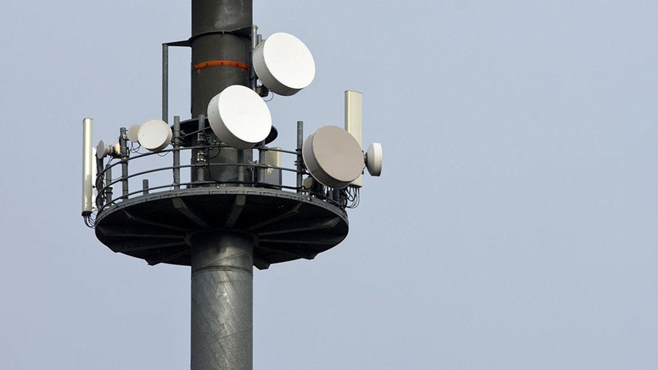 D'ici à la fin 2020, 57 pylônes de téléphonie mobile seront déployés, avec la maîtrise d'ouvrage de la région.