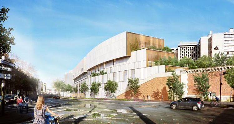 La façade devra apporter une touche de modernité.