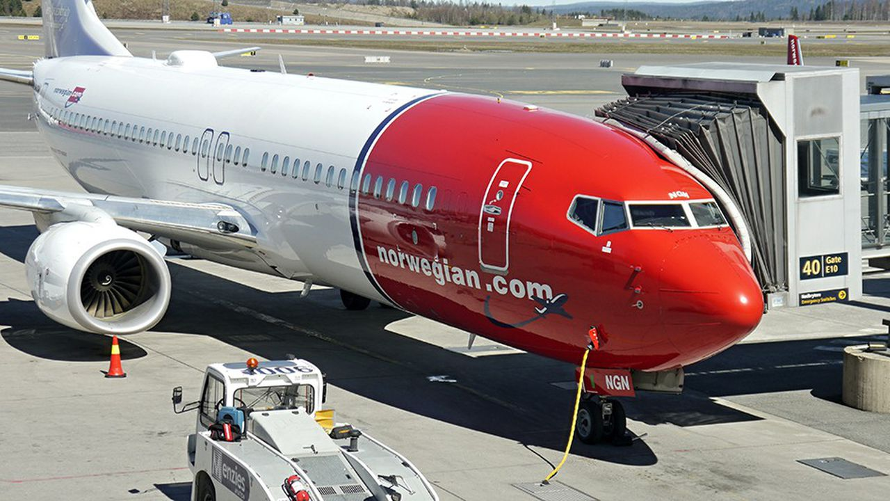 La compagnie low cost Norwegian est la championne des vols transatlantiques à prix cassés.