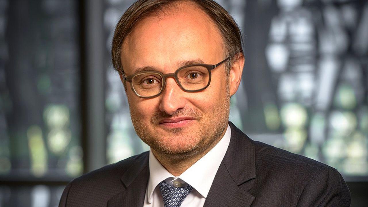 Franck Mouthon, président de Theranexus.
