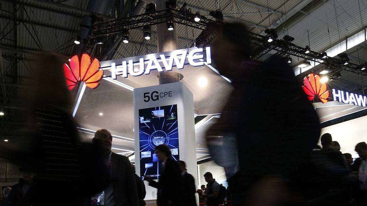 L'équipementier chinois a annoncé avoir déjà signé 30contrats commerciaux pour déployer ses antennes 5G, dont 18 en Europe.