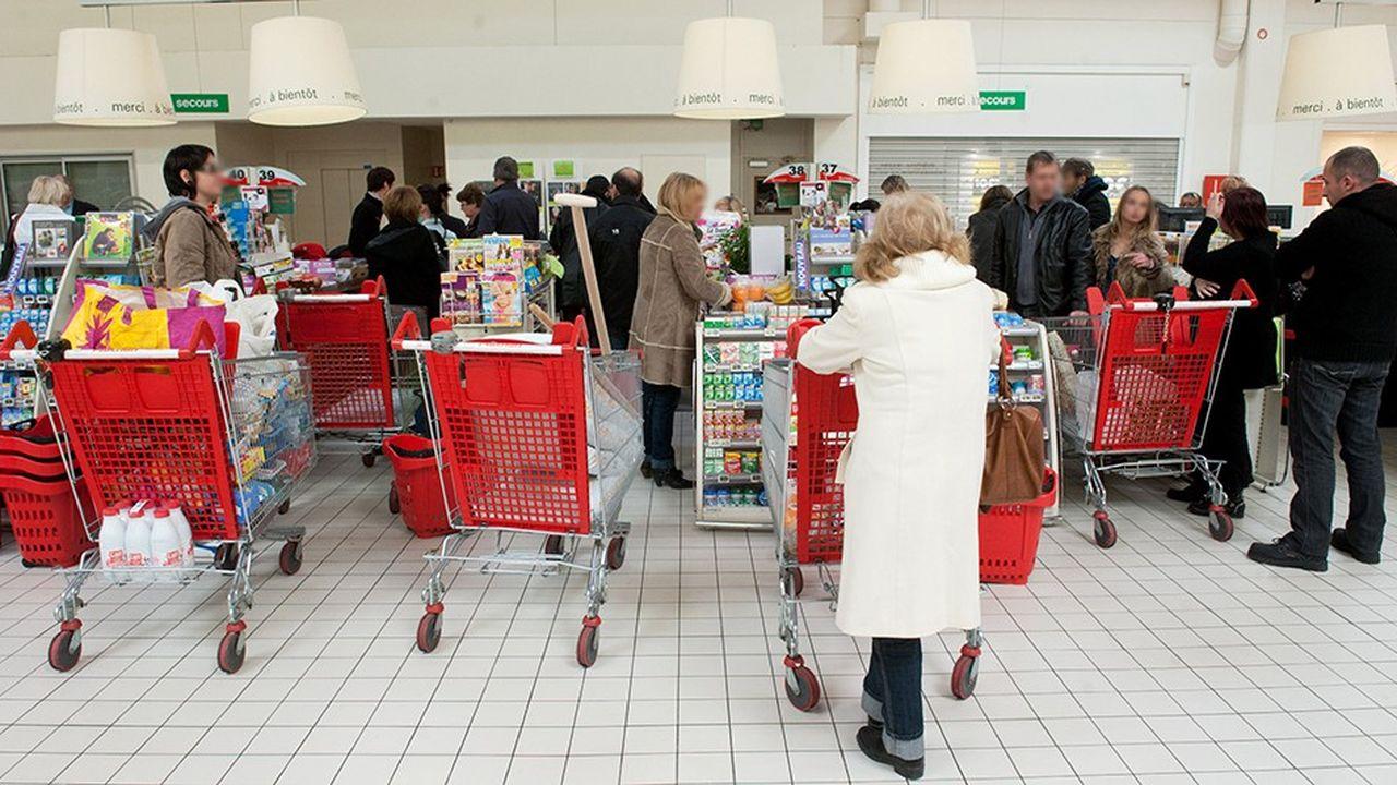 Selon le gouverneur de la Banque de France, le pouvoir d'achat par habitant devrait grimper de 1,5% cette année. Il s'agirait alors de la plus forte progression depuis 2007.