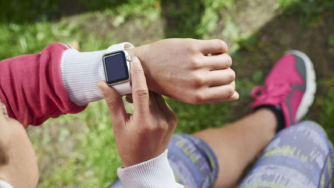 L'application Attain sera disponible sur les Apple Watch, dont la dernière génération intègre de nouvelles fonctionnalités d'e-santé.