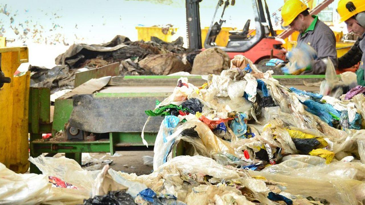 Machaon va se doter d'une deuxième ligne, portant sa capacité de recyclage du plastique à 35.000tonnes, contre 15.000 initialement.