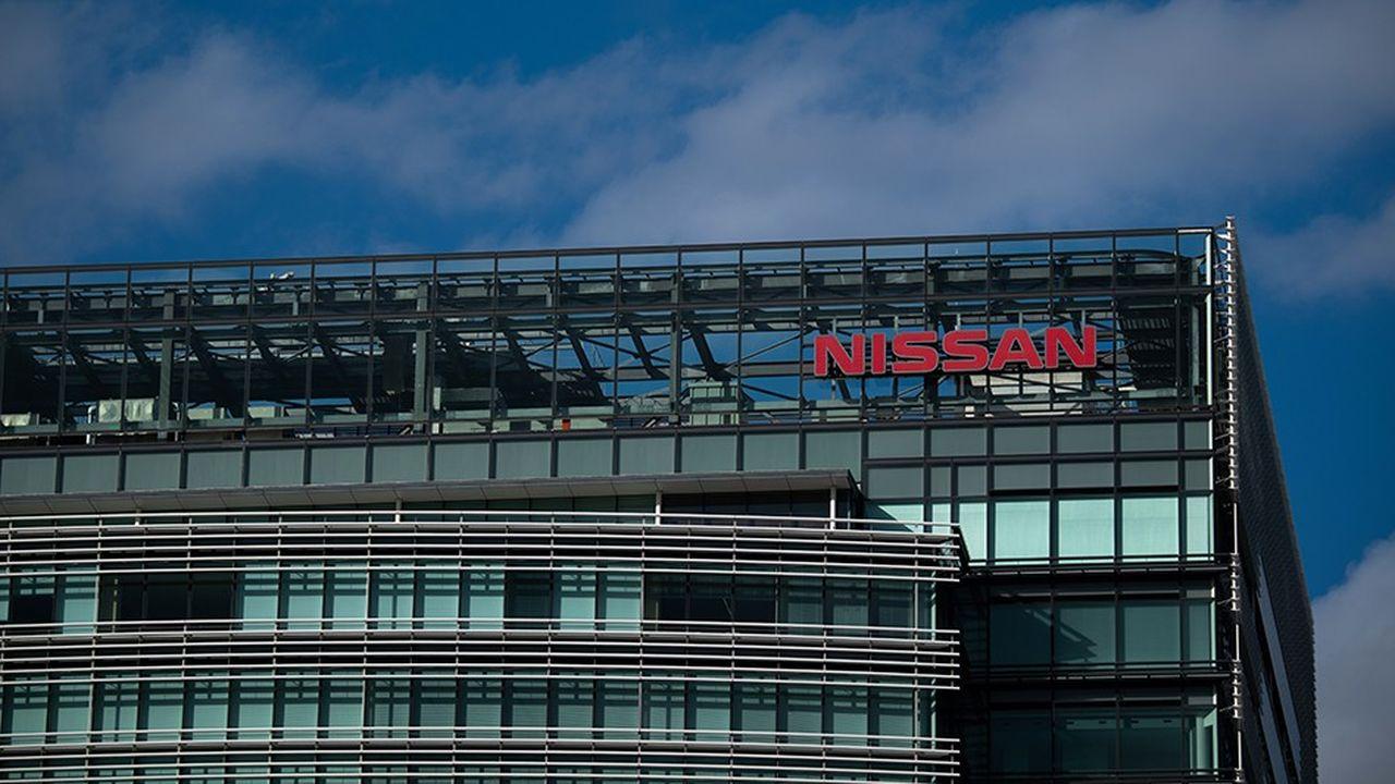 Le siège de Nissan Motor à Yokohama.