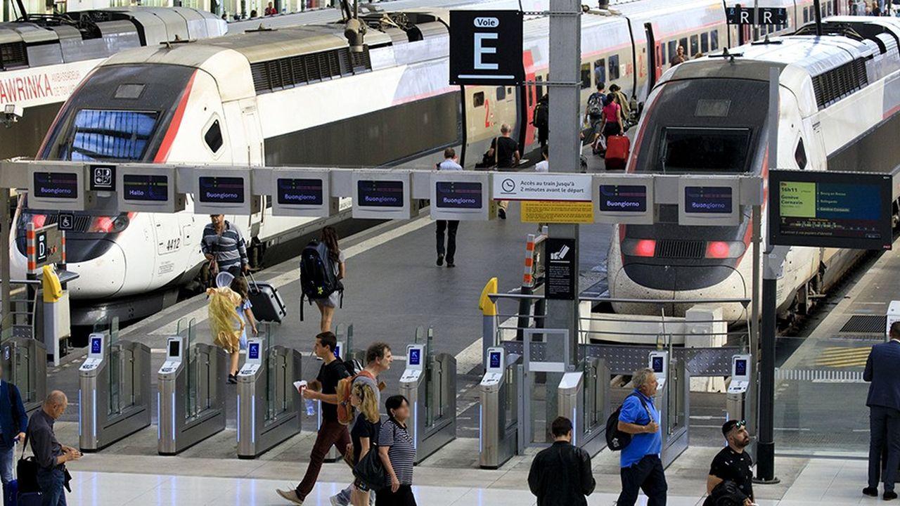 La SNCF ne peut se contenter d'une ponctualité en berne pour son produit- phare. Les retards figurent parmi les principaux motifs de grogne des clients TGV, et leurs exigences sur ce point vont augmenter avec le développement de l'offre Inoui, positionné comme un produit haut de gamme.
