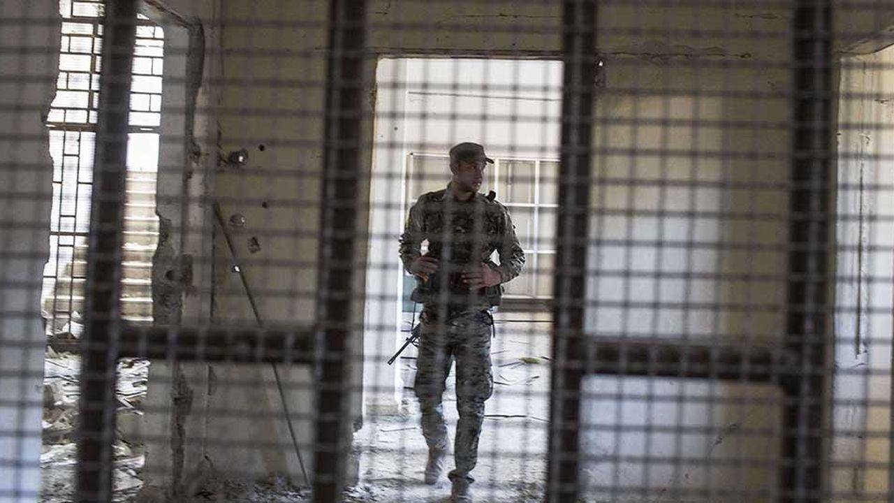 Sur les 130 ressortissants français détenus par les Kurdes, on compte une cinquantaine d'adultes