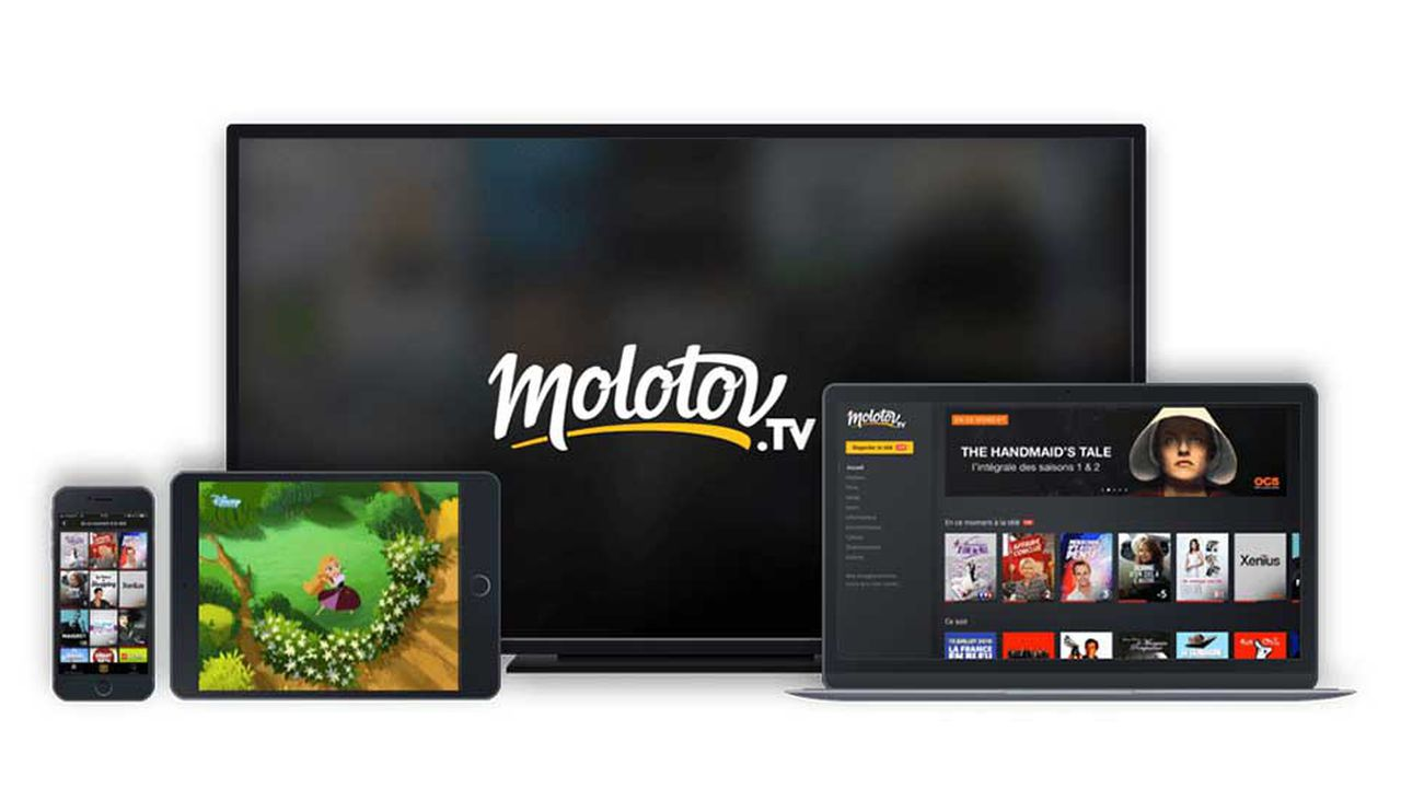 Molotov, la plate-forme permettant de regarder la télévision par le Web, compte 7millions d'utilisateurs.
