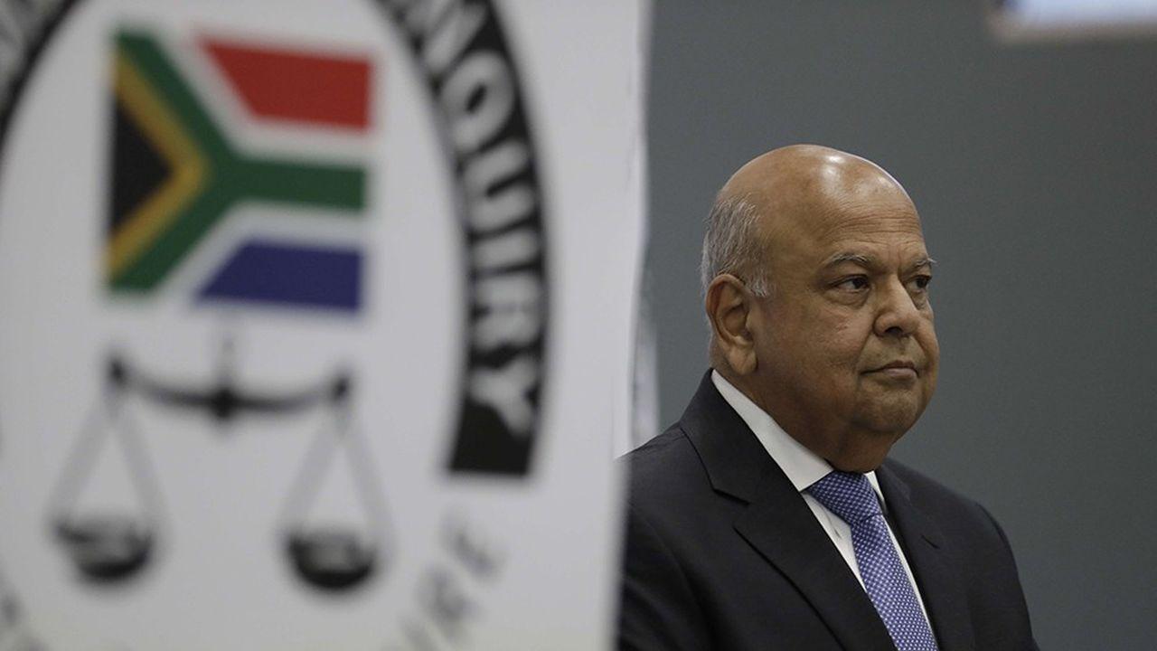 En novembre2018, le ministre sud-africain des Entreprises publiques, Pravin Gordhan, devait comparaître devant une commission d'enquête sur la corruption pour présenter desrévélations sur Jacob Zuma, l'ancien président sud-africain. Ce dernier est à nouveau suspecté dans une autre affaire de pots-de-vin.