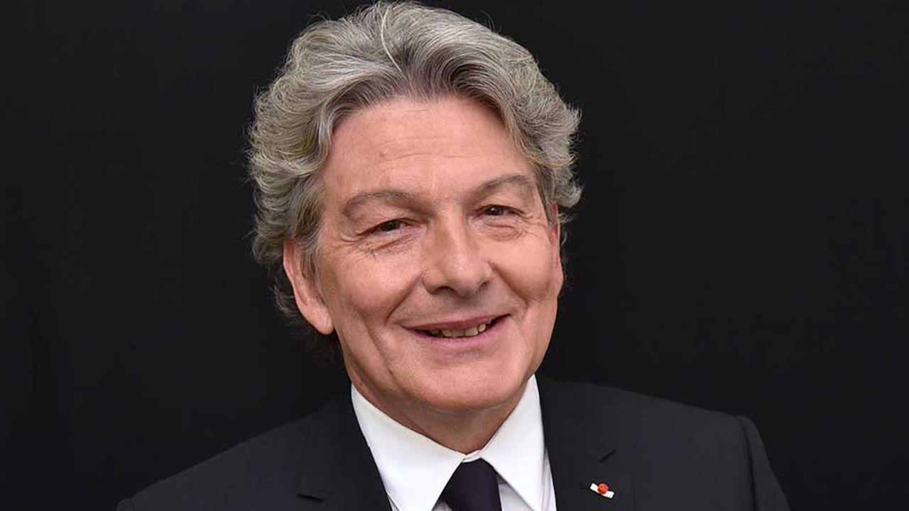 Thierry Breton, PDG d'Atos.
