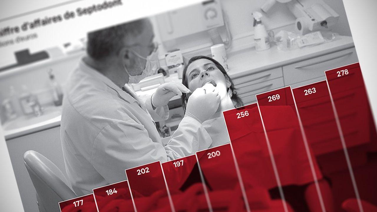 « Chaque seconde, 16 injections sont réalisées avec nos produits », se félicite Olivier Schiller, président de Septodont.