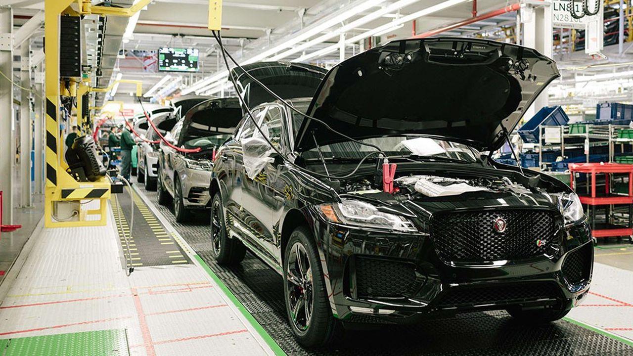 A l'exception de Mini (+7%), la production a reculé chez tous les acteurs l'an dernier: Jaguar Land Rover (-15,6%), Nissan (-10,7%), Toyota (-10,4%), Honda (-2,1%) et Vauxhall (PSA) (-15,9%).