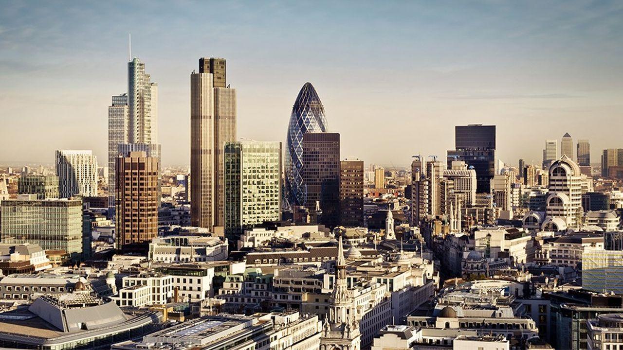 La City est la place leader sur le marché mondial des devises.