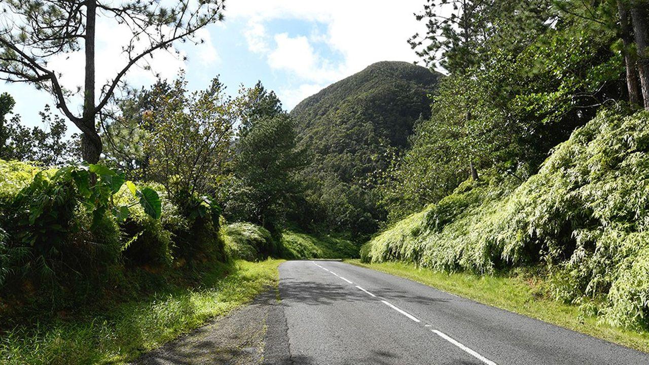 Dans les territoires d'Outre-Mer où est appliquée la réduction de la vitesse à 80km/h, la mortalité sur les routes est en baisse