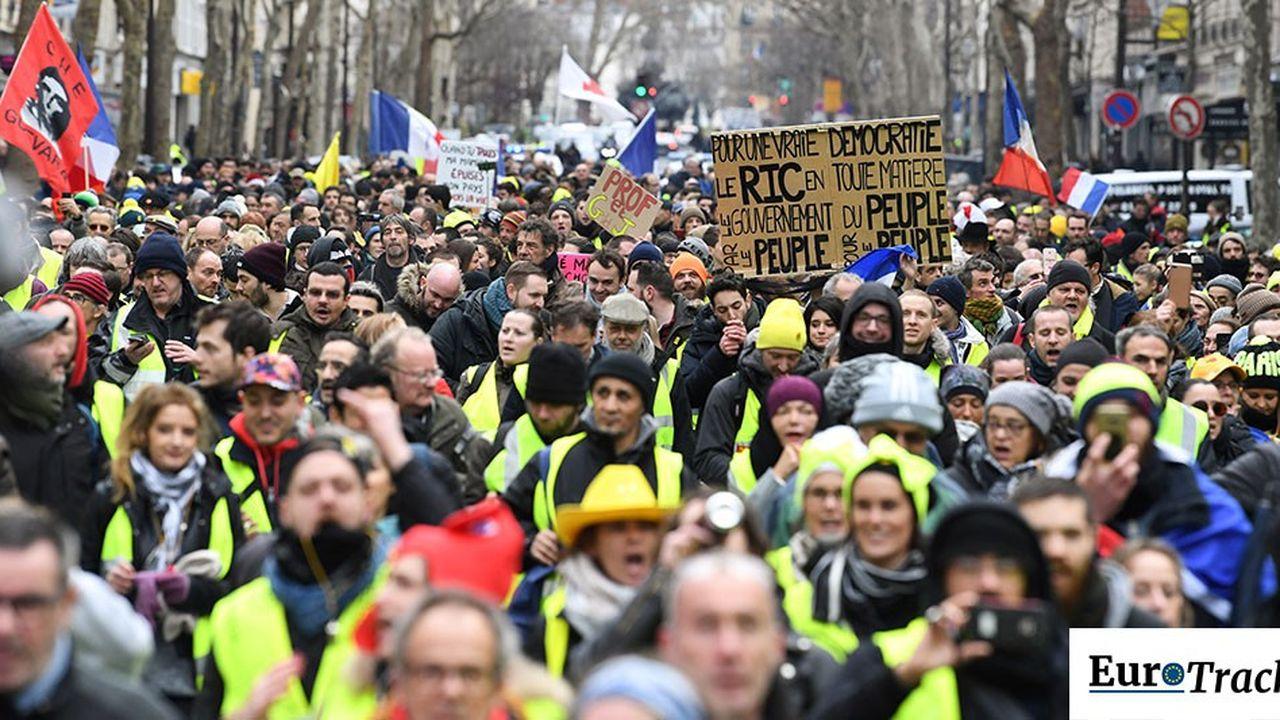 Les «gilets jaunes» ont mis sur le devant de la scène la question fiscale, mais aussi celle de l'environnement.